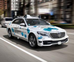 Známé pilotní město pro automatickou službu spolujízdy od firmy Bosch a Daimler