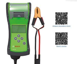 Bosch Infogram - BAT 131 v praxi