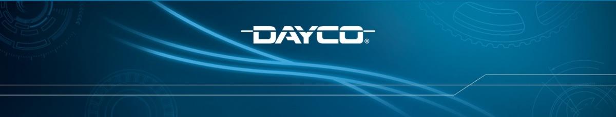 Nové webové stránky firmy Dayco