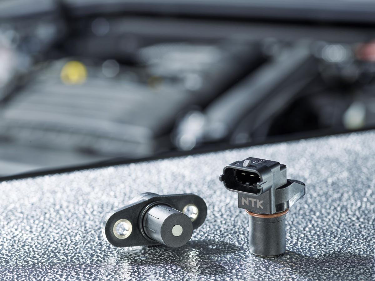 Motorové snímače polohy klikové a vačkové hřídele