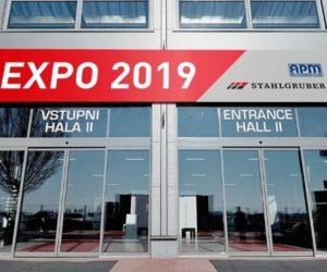 APM a Stahlgruber oznamují datum druhého ročníku veletrhu EXPO 2019