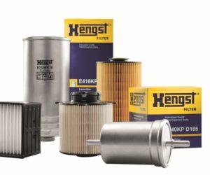 Palivové filtry Hengst - 100% OE kvalita