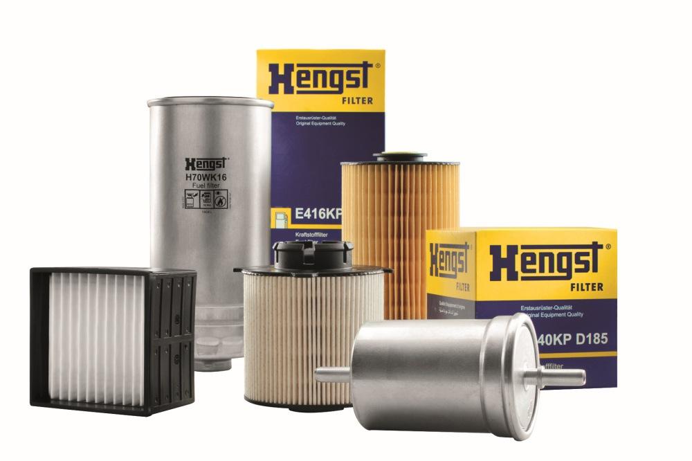 Hengst filtry v kvalitě OE