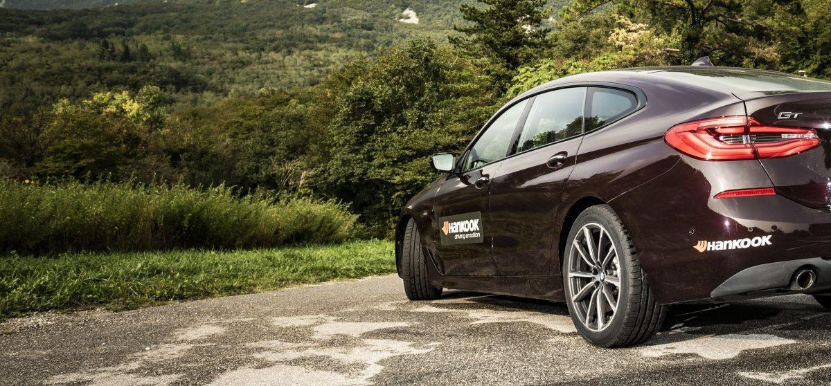 Firma Hankook dodává pneumatiky do nových vozů BMW