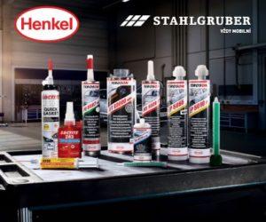 Společnost Stahlgruber má širokou nabídku špičkové chemie