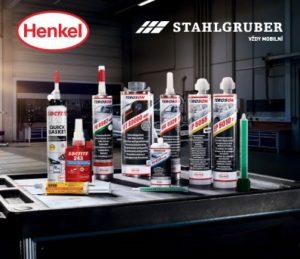 Nabídka firmy Stahlgruber
