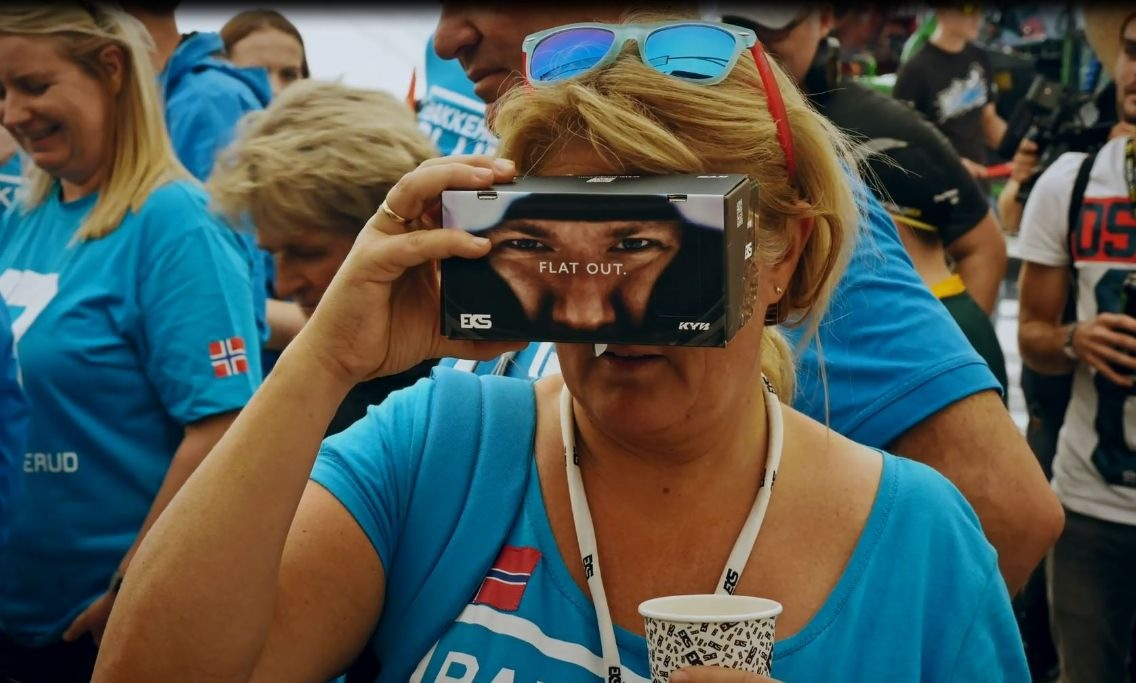 KYB natočila video ve virtuální realitě