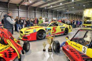 Druhý ročník přehlídky Racing Expo je znovu zaměřen na oblast závodní techniky na dvou i čtyřech kolech