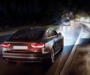 Vhodné osvětlení auta může zabránit nehodě