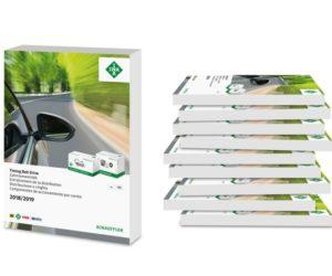 Společnost Schaeffler vydává nové, tištěné katalogy INA