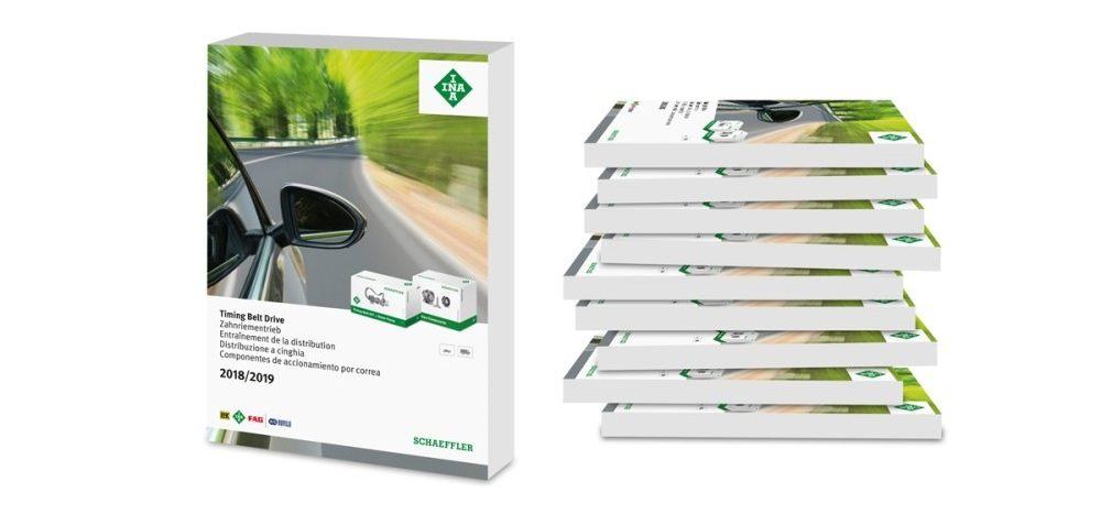 Nové katalogy produktů firmy Schaeffler