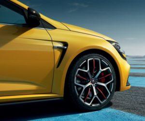 Bridgestone jako exkluzivní dodavatel pneumatik Potenza S001 a S007 pro nový Renault Mégane R.S.