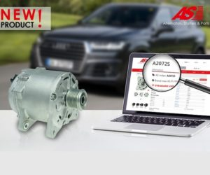 Nový alternátor firmy AS-PL pro Audi Q7