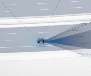 Automatizované řízení od společnosti Bosch - důležitý je každý centimetr