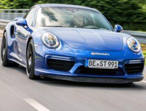 Nejvyšší dosažená rychlost na sportovních pneumatikách Continental