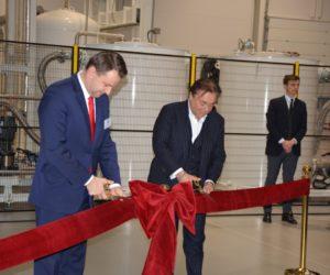 Společnost UFI FILTERS otevřela další továrnu