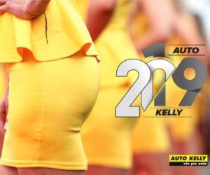 Kalendář společnosti Auto Kelly pro rok 2019