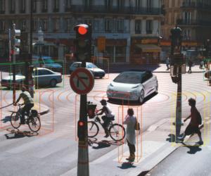 Nový laserový čip Osram přibližuje autonomní řízení o krok blíže