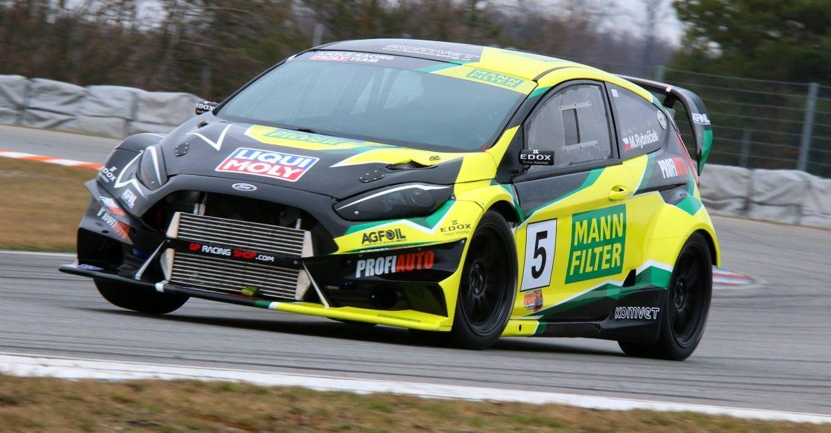 Ford Fiesta WRC EVO