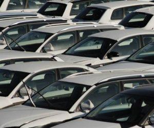 Registrace osobních automobilů v listopadu 2018