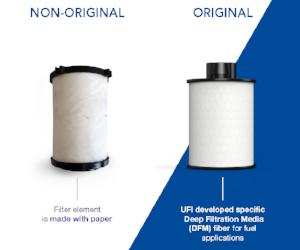 UFI Filters a Convey bojují proti padělaným náhradním dílům