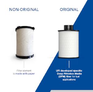 Padělky filtrů UFI