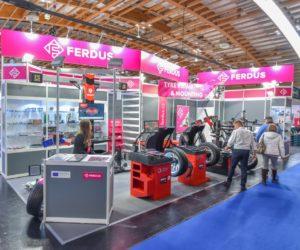 Ferdus vystavoval na veletrhu AutoZum