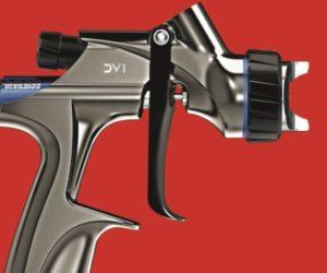 Nová stříkací pistole Devilbiss DV1 u Interaction
