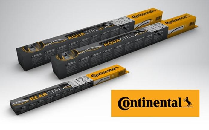 Nově stěrače Continental u ELITu