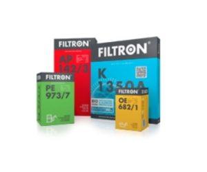Nové produkty značky Filtron pro měsíc prosinec 2019