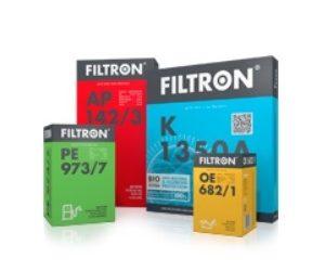 Nové produkty Filtron za měsíc únor 2021