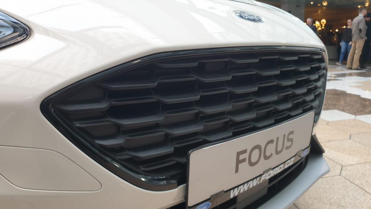 Vítěz Auto roku 2019 - Ford Focus