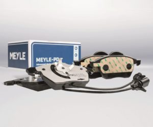 MEYLE-PD brzdové destičky s technicky dále vyvinutou třecí směsí