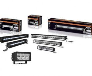 Nové přídavné LED světlomety od Osramu nově u Stahlgruberu