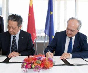 Evropští a čínské automobilky se zavázali k užší spolupráci