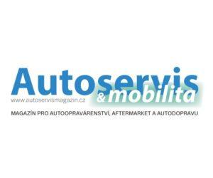 Autoservis & Mobilita magazín pro autoopravárenství, aftermarket a autodopravu