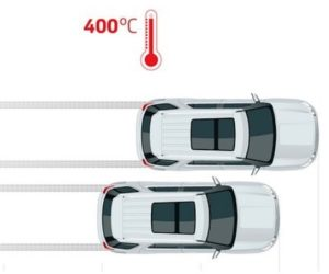 Brzdové destičky Delphi Technologies dosahují dobrých výsledků v testech provedených na automobilech vyšší třídy