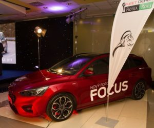 Ford Focus je flotilovým autem roku 2019