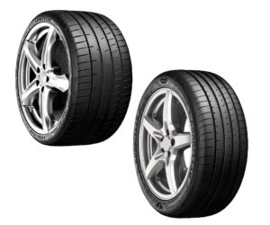 Nové pneumatiky Goodyear Eagle F1 Asymmetric 5 a Eagle F1 SuperSport