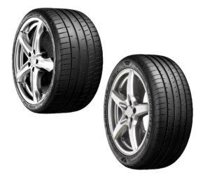 Nové pneumatiky Goodyear Eagle F1 Asymmetric 5 a Eagle F1 SuperSport