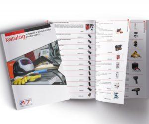 Interaction vydal první ucelený katalog vybavení a příslušenství pro karosárny