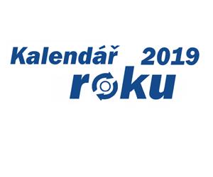 Kalendář roku 2019 je od firmy APM