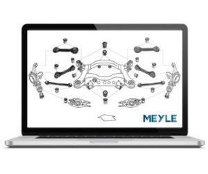 Meyle usnadňuje identifikaci dílů pro servisy