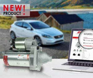 Nový startér pro vozy Ford/Volvo a alternátor pro Citroen/Peugeot od AS-PL
