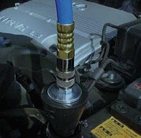 Sada Vacuum Coolant Refiller