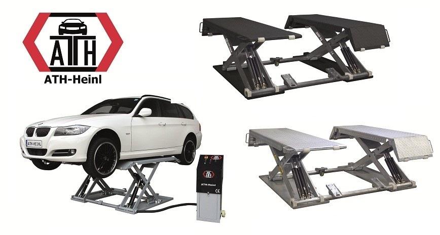 Zvedáky ATH - Heinl GmbH & Co