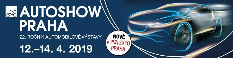 AUTOSHOW PRAHA 2019
