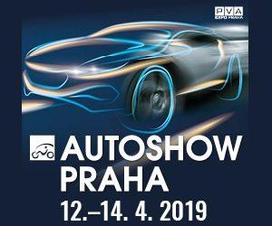 Největší česká automobilová výstava AUTOSHOW PRAHA letos poprvé v Letňanech