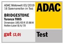 Test ADAC ocenění