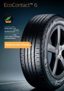 Continental pneumatiky EcoContact 6